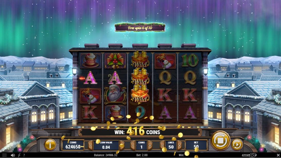 Игровой автомат Xmas Magic