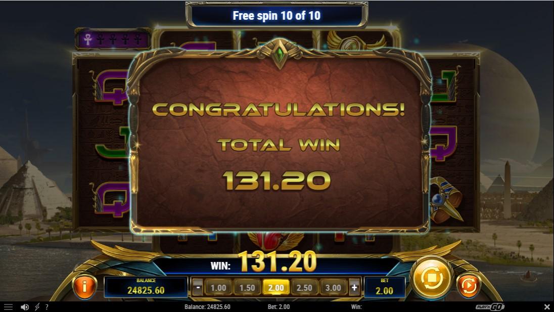 Игровой автомат Ankh of Anubis