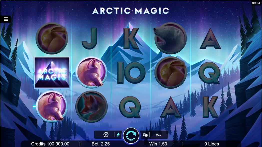 Arctic Magic игровой автомат