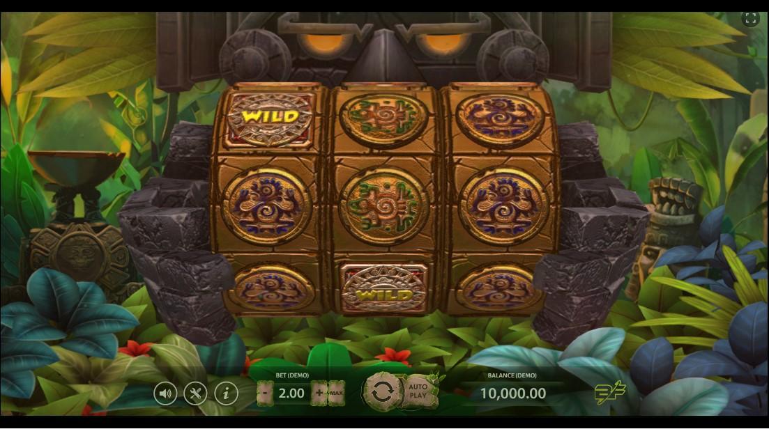 Онлайн слот Aztec Adventure