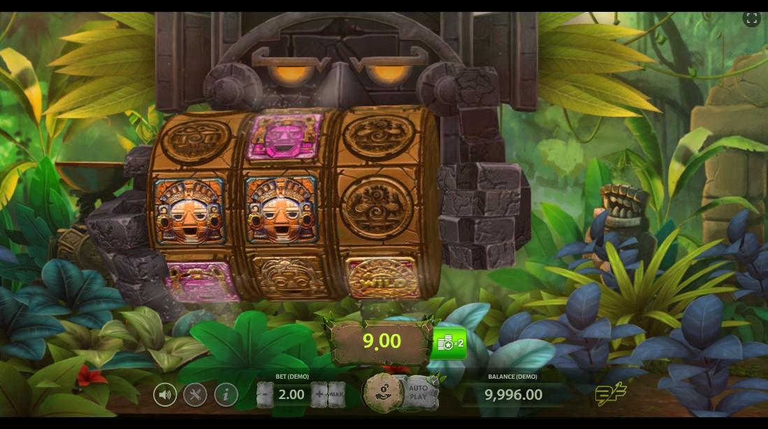 Игровой автомат Aztec Adventure