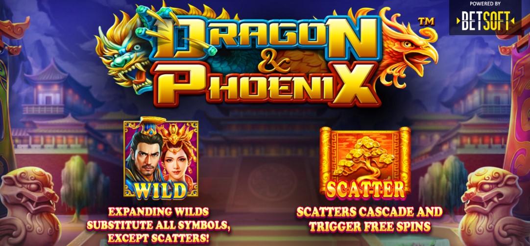 Играть Dragon & Phoenix бесплатно