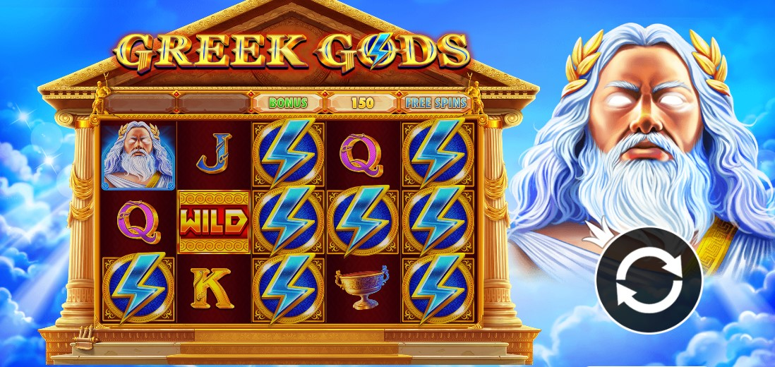 Играть Greek Gods бесплатно