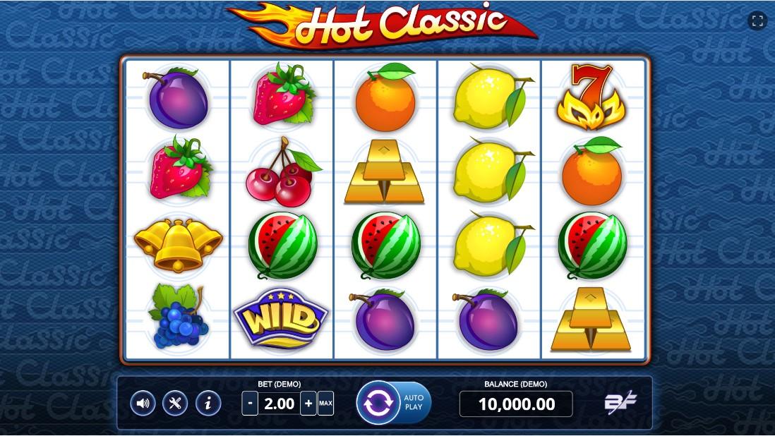 Онлайн слот Hot Classic