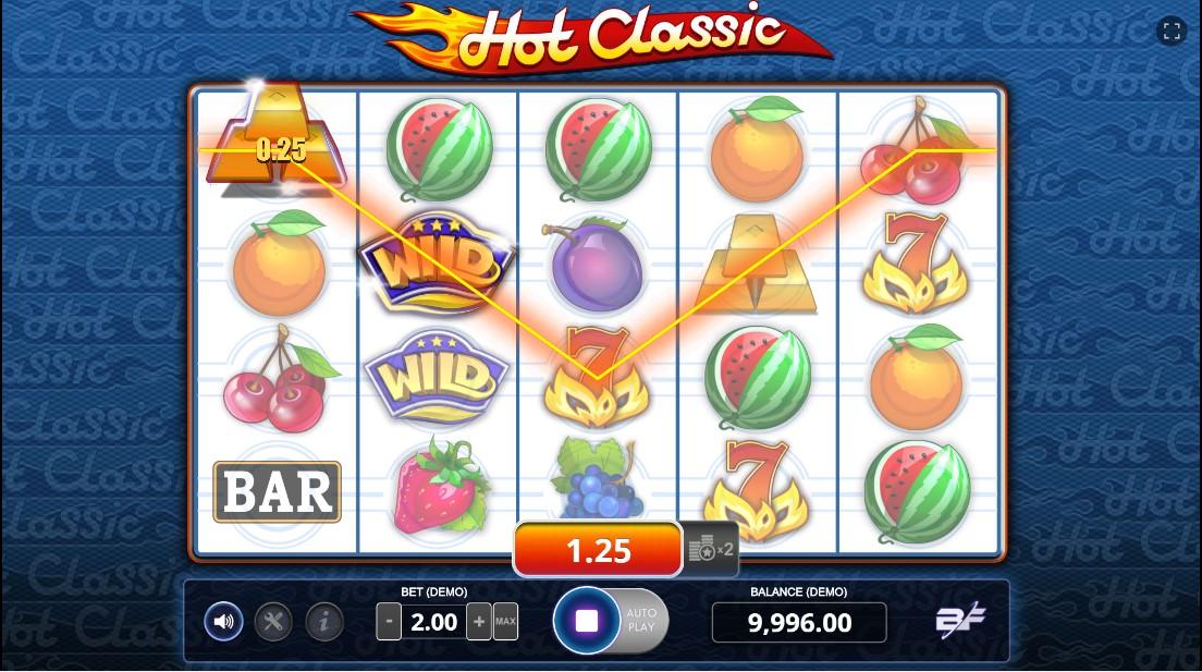 Игровой автомат Hot Classic