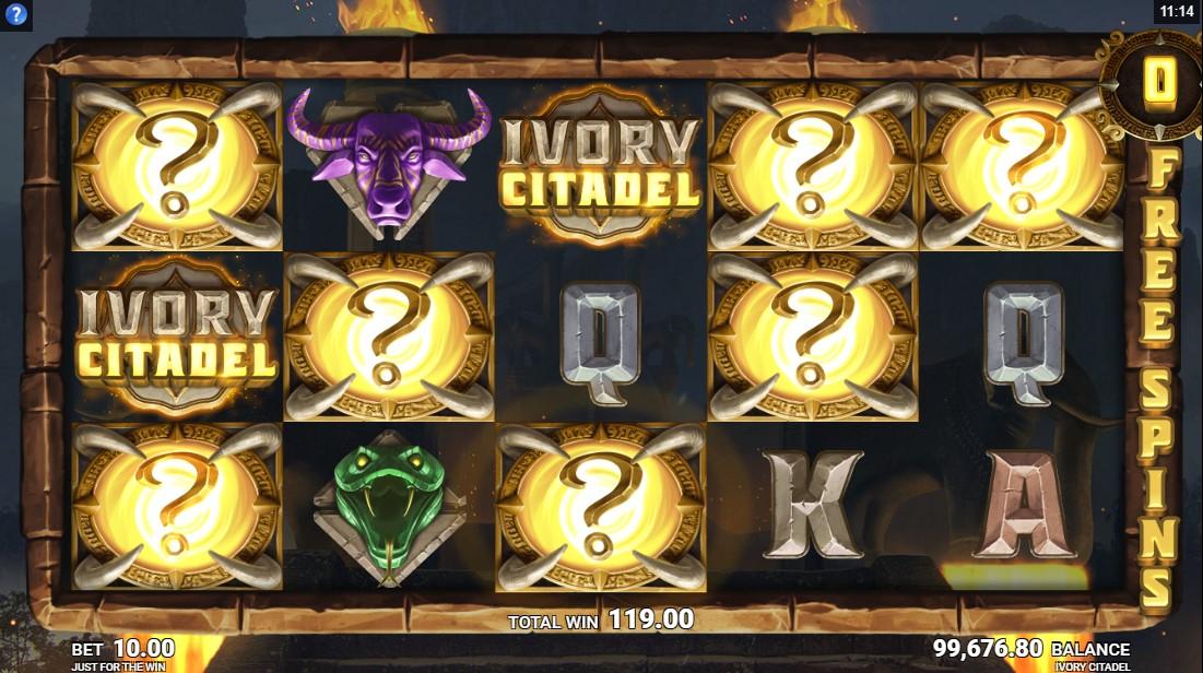 Игровой автомат Ivory Citadel