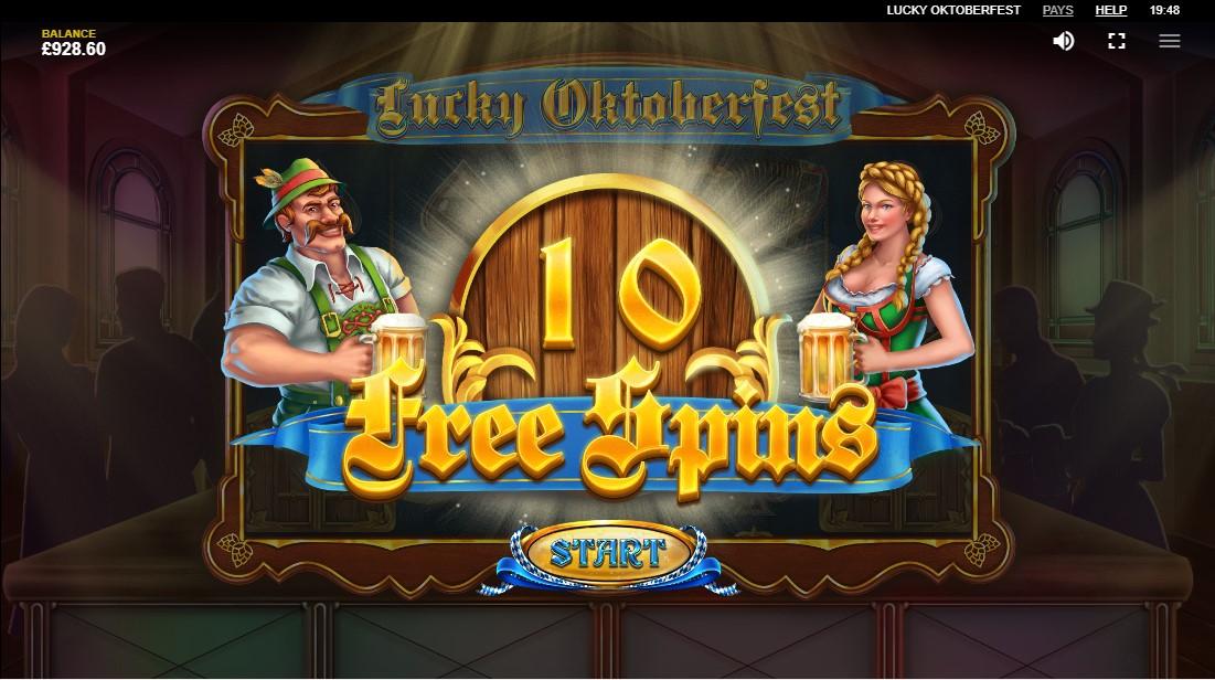 Игровой автомат Lucky Oktoberfest