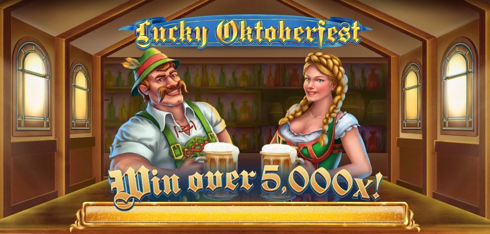 Играть Lucky Oktoberfest бесплатно