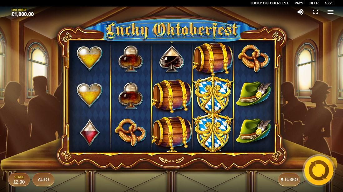 Lucky Oktoberfest онлайн слот