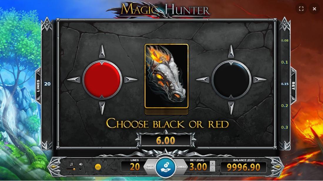 Бесплатный слот Magic Hunter