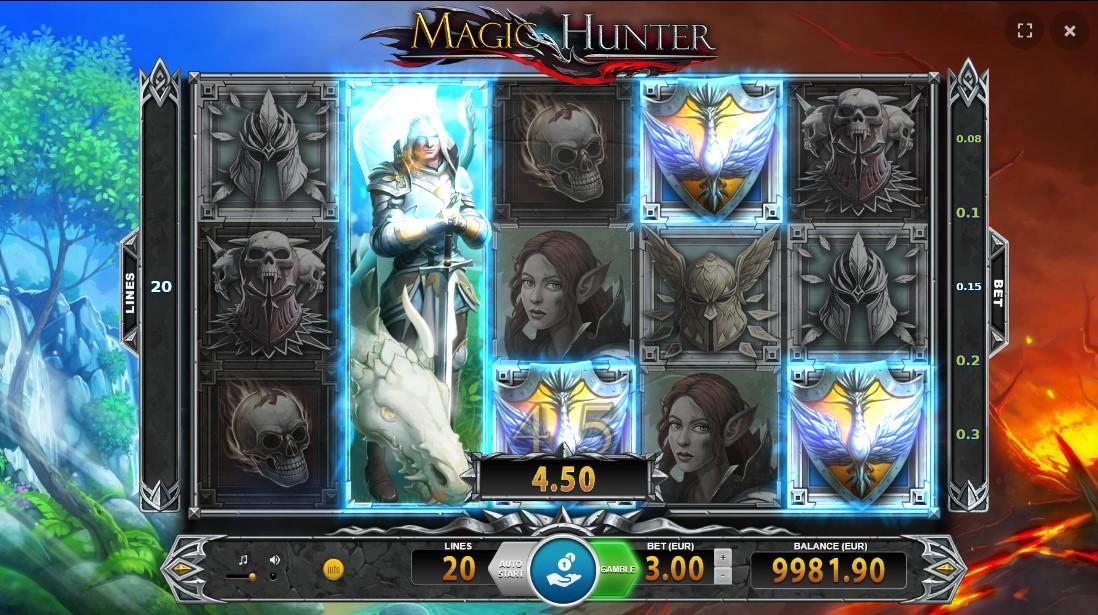 Играть бесплатно Magic Hunter