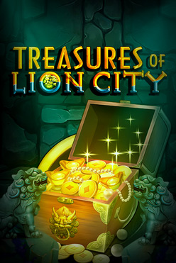 Играть Treasures of Lion City онлайн
