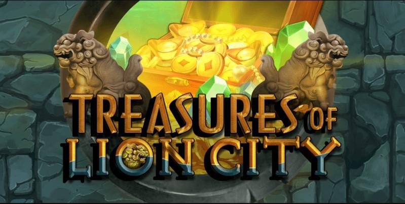 Играть Treasures of Lion City бесплатно