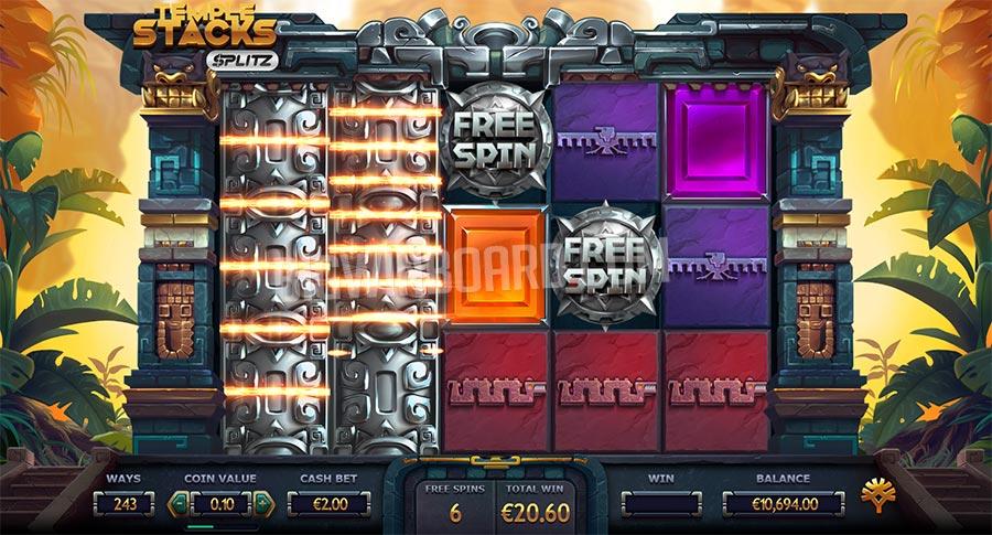Splitz от Yggdrasil Gaming