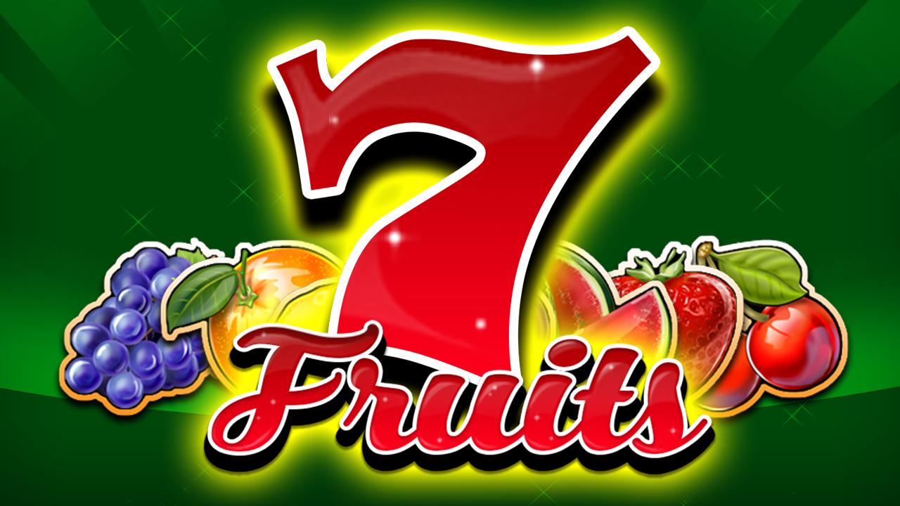 Играть 7 Fruits бесплатно