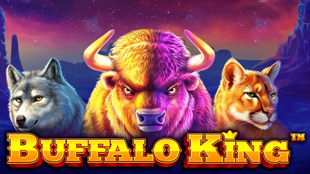 Играть Buffalo King бесплатно