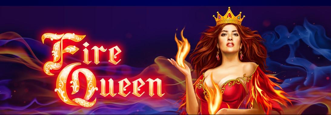 Играть Fire Queen бесплатно