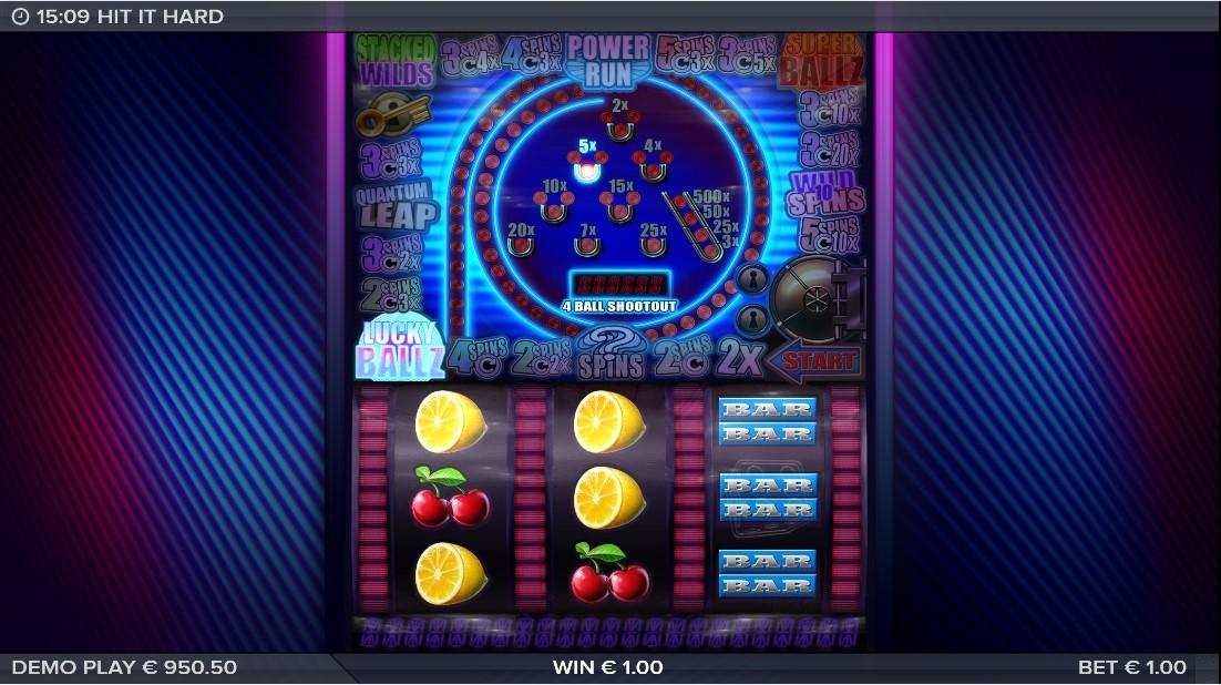 Игровой автомат Hit It Hard