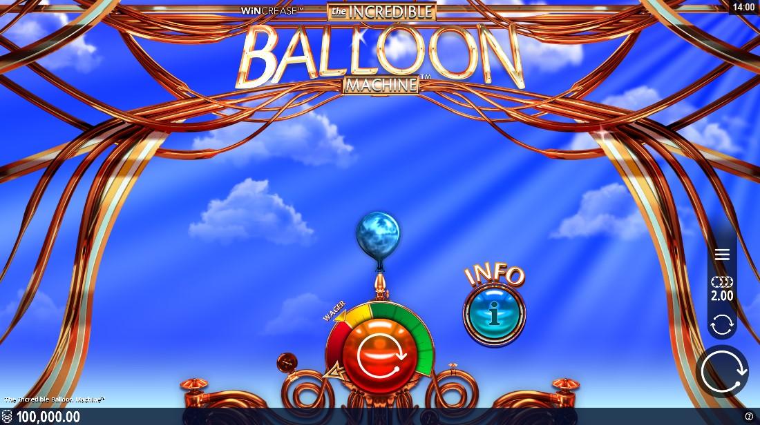 Incredible Balloon Machine игровой автомат играть