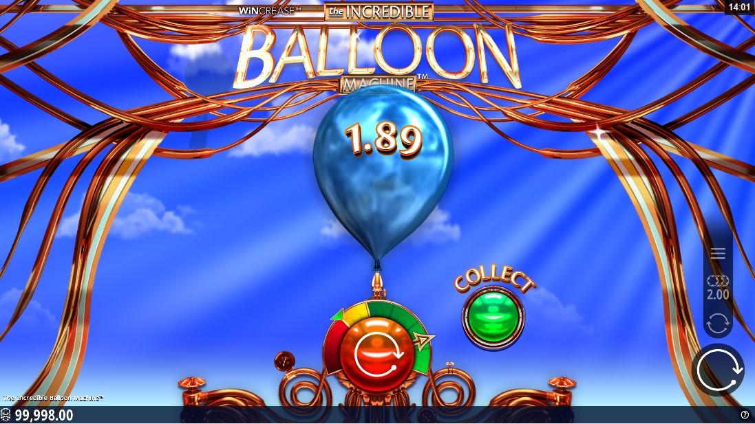 Игарть Incredible Balloon Machine бесплатно онлайн