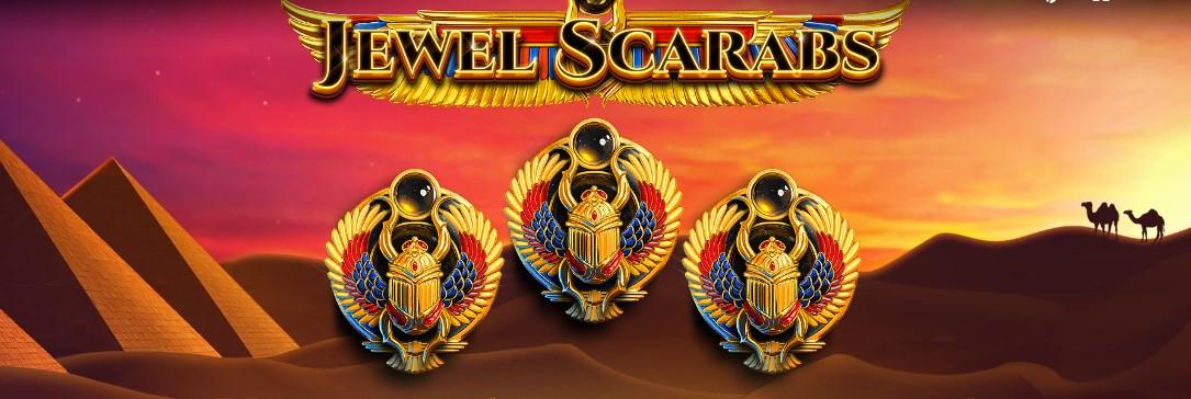 Играть Jewel Scarabs бесплатно