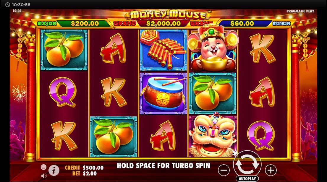 Money Mouse бесплатный игровой автомат