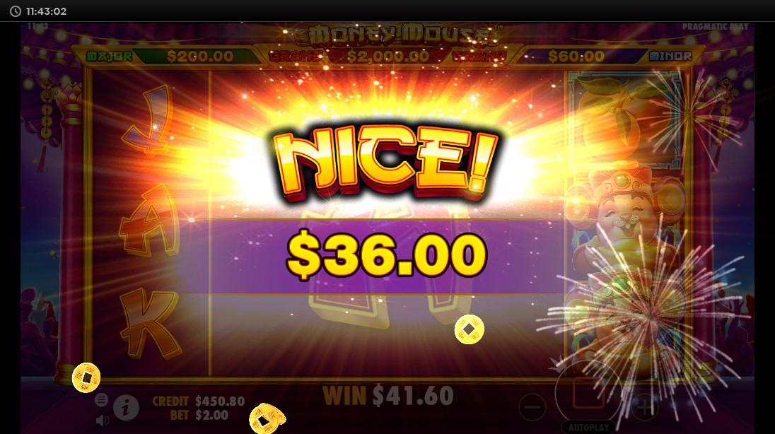 Money Mouse играть онлайн