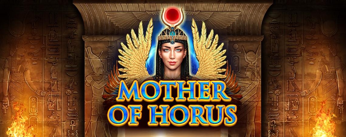Играть Mother of Horus бесплатно