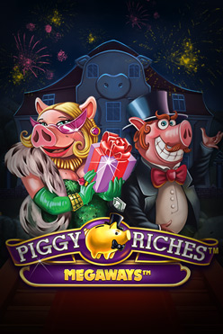 Играть Piggy Riches Megaways онлайн