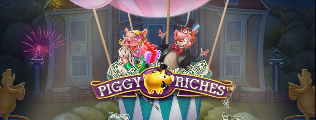 Играть Piggy Riches Megaways бесплатно
