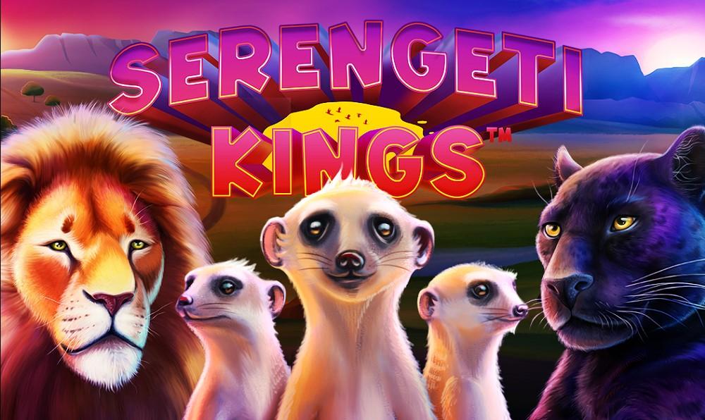 Играть Serengeti Kings бесплатно