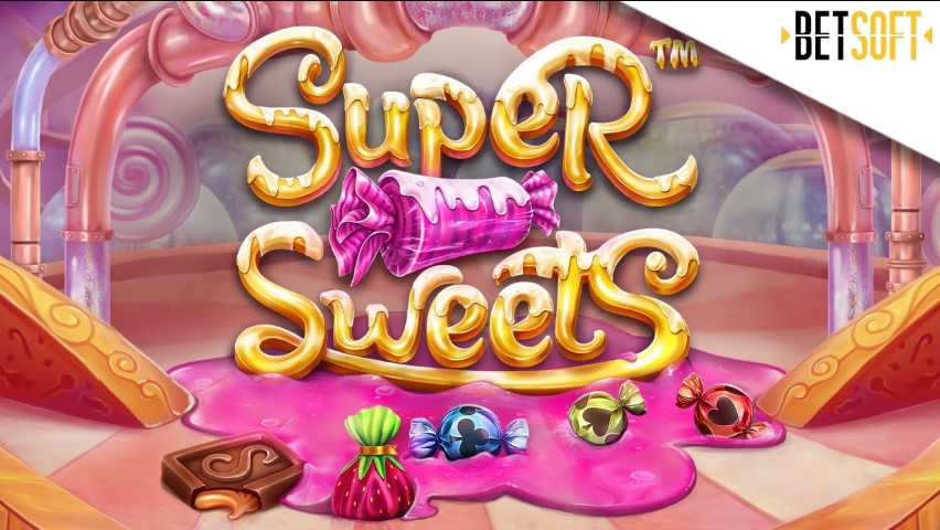 Играть Super Sweets бесплатно