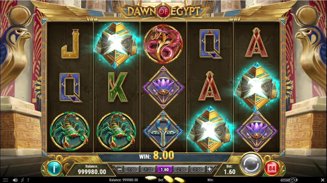 Dawn of Egypt играть онлайн