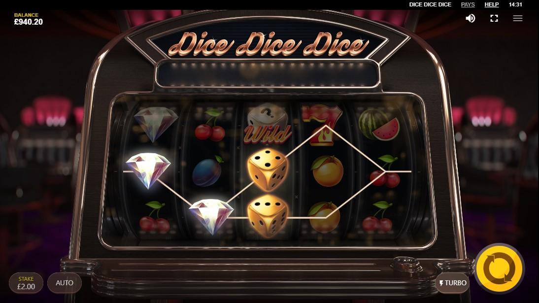 Играть бесплатно Dice Dice Dice