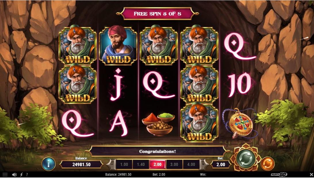 Fortunes of Alibaba игровой автомат