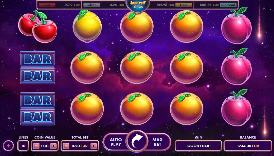 Бесплатный слот Fruits Fury