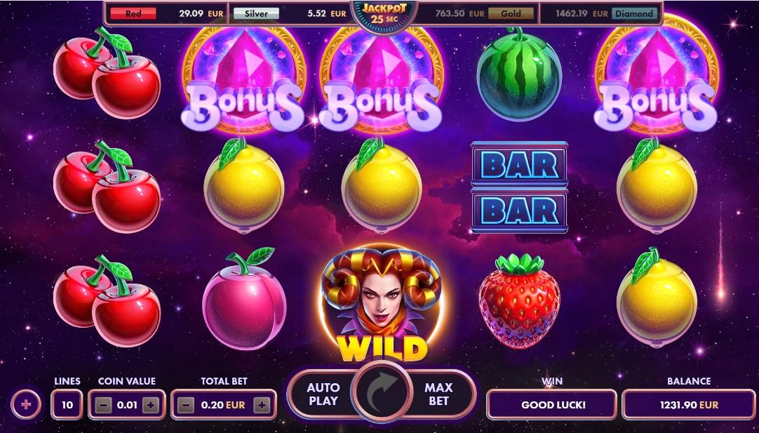 Fruits Fury играть бесплатно