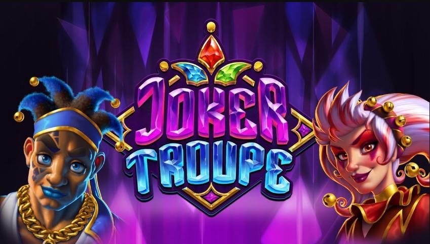 Играть Joker Troupe бесплатно