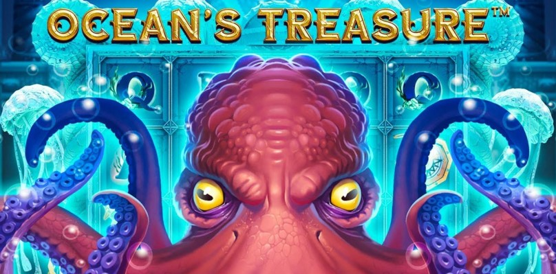 Играть Ocean's Treasure бесплатно