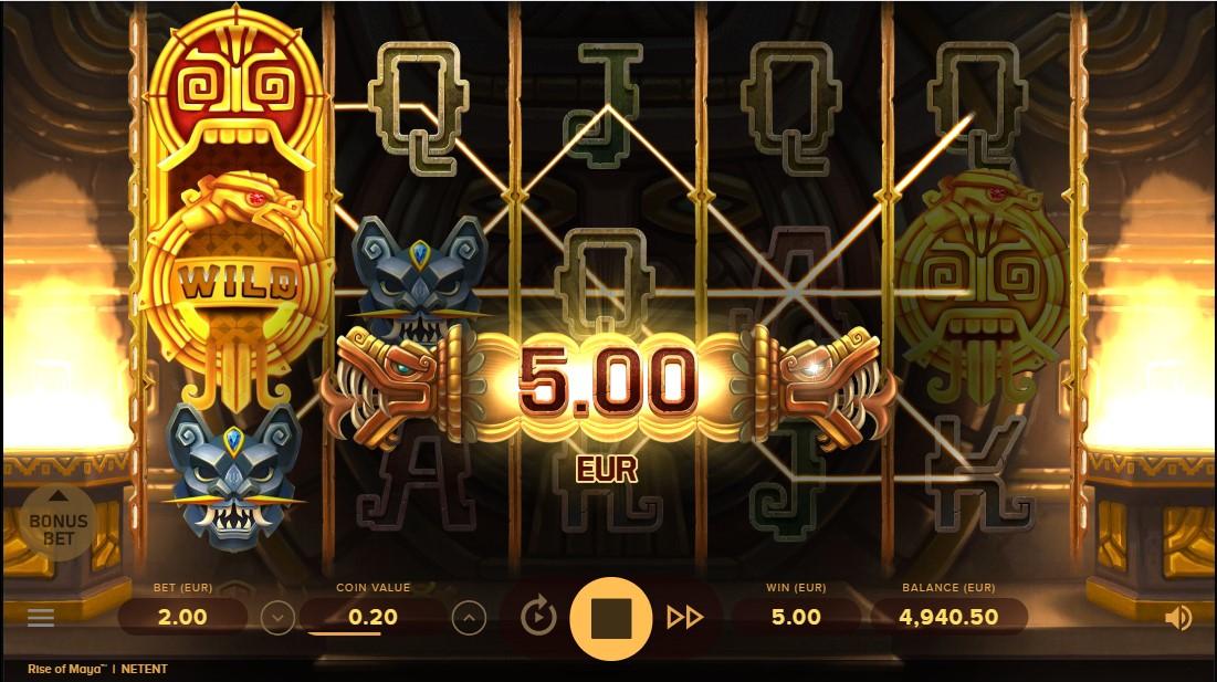 Rise of Maya играть бесплатно