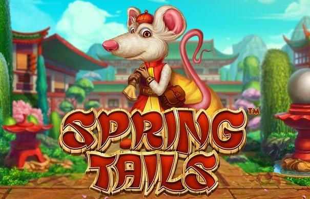 Играть Spring Tails бесплатно