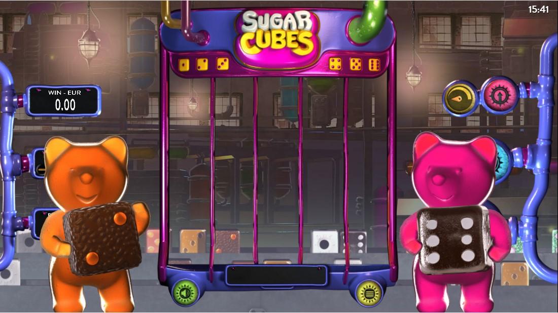 Слот Sugar Cubes играть онлайн