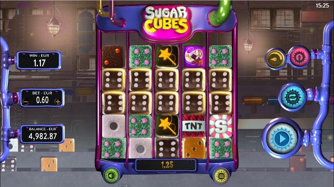 Sugar Cubes игровой автомат