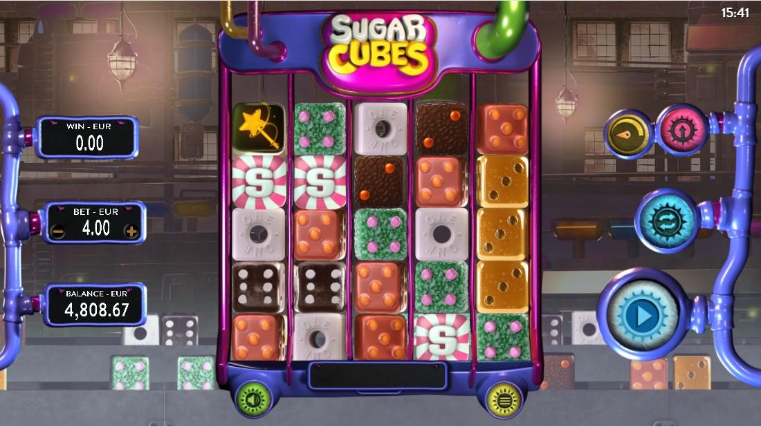 Sugar Cubes онлайн слот