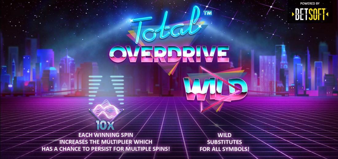 Играть Total Overdrive бесплатно