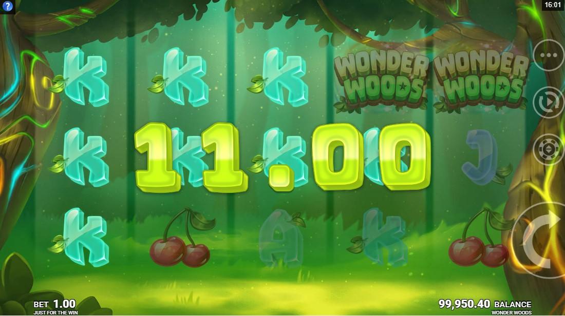 Игровой автомат Wonder Woods