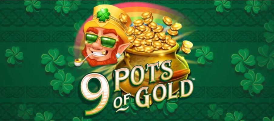 Играть 9 Pots of Gold бесплатно