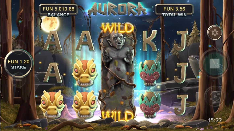 Бесплатный слот Aurora играть онлайн