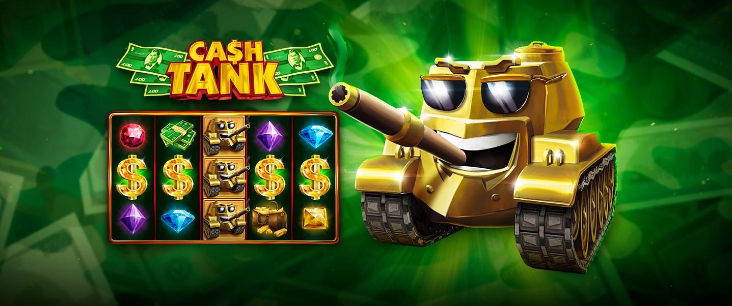 Играть Cash Tank бесплатно