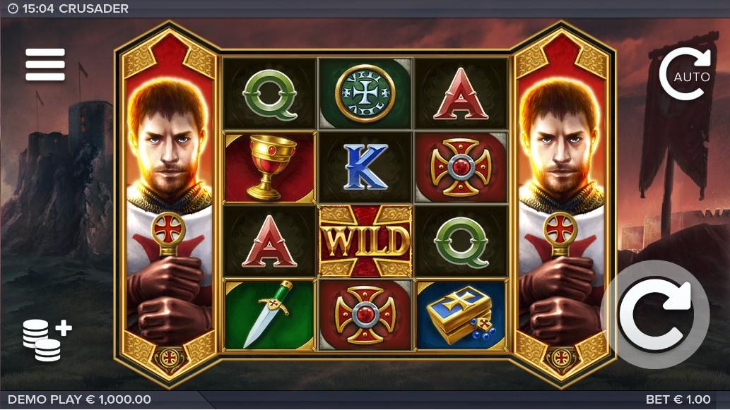 Слот Crusader играть онлайн